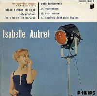 Cover Isabelle Aubret - Un premier amour [1962]